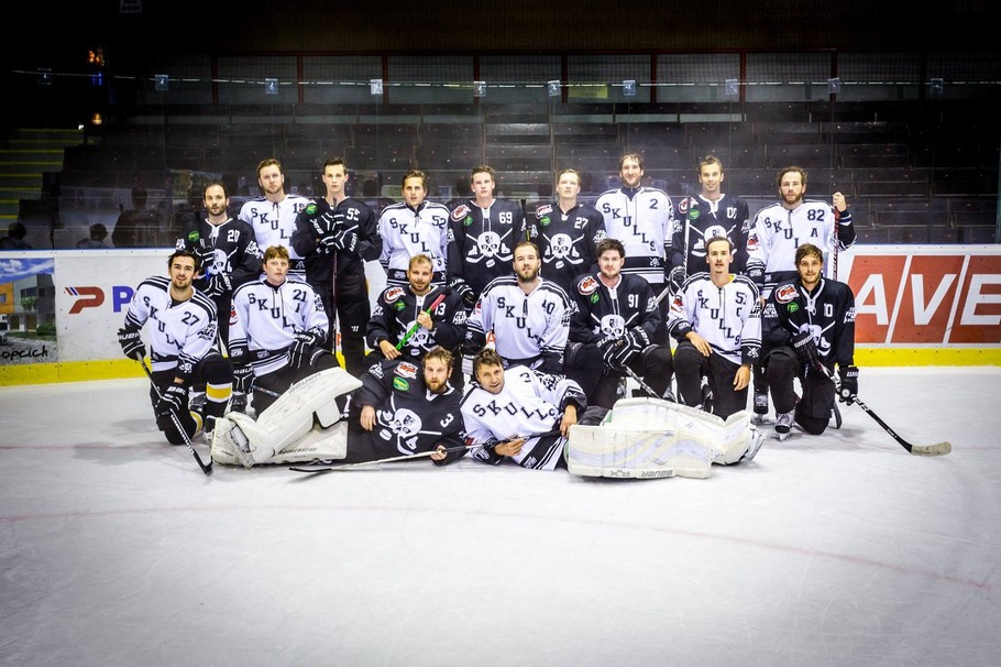 Team beim Hockeycamp in CZ